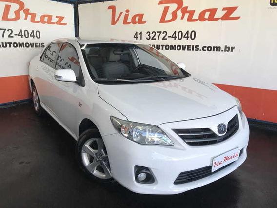 Toyota - Corolla Xei 2.0 Flex 16v Aut. 2014