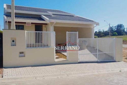 Imagem 1 de 22 de Casa À Venda, 110 M² Por R$ 750.000,00 - Santa Maria - Vinhedo/sp - Ca0768