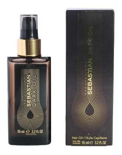 Sebastian Dark Oil Serum Anti Frizz Brillo Aceite Argan 95ml