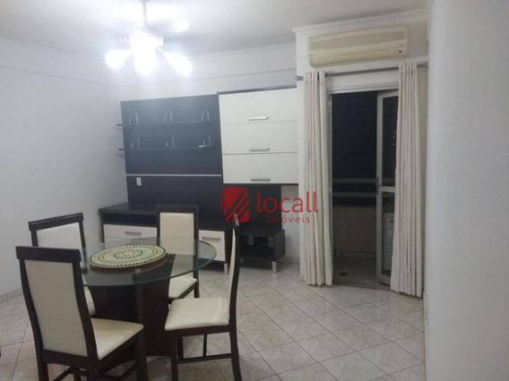 Apartamento Residencial Para Locação, Bom Jardim, São José Do Rio Preto. - Ap1316