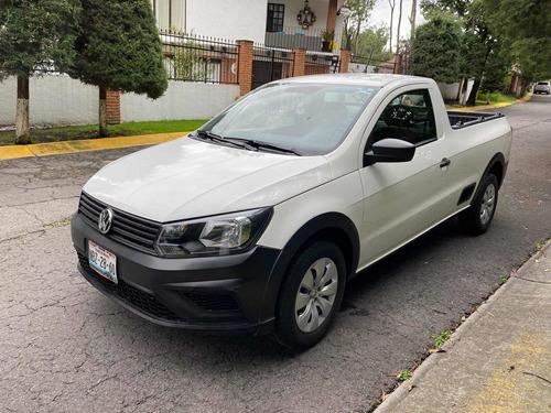 Imagen 1 de 9 de Volkswagen Saveiro 2018 1.6 Starline Mt