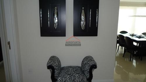 Apartamento En Brava, 3 Dormitorios *- Ref: 1291