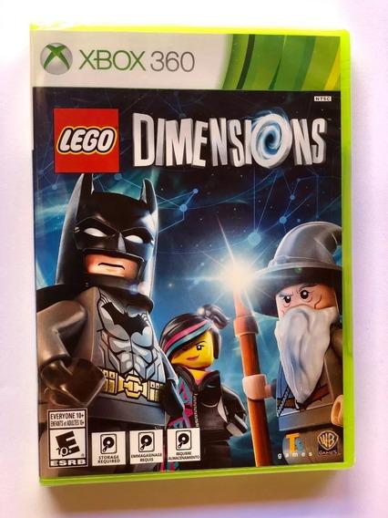 Lego Dimensions Xbox360 (não Funciona Sem O Portal)