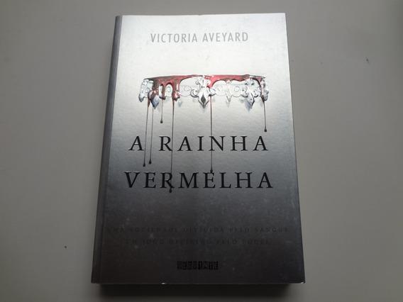 Livro A Rainha Vermelha Victoria Aveyard