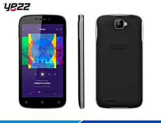 Smartphone Yezz Andy 5e Lte ( Am5e3043 ) 5   Negro   8gb