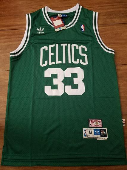 Camisa Jersey Regata Basquete Boston Celtics - Larry Bird