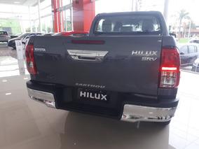 Toyota Hilux 2.8 Cd Srv 4x4