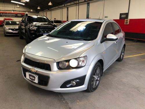 Chevrolet Sonic Ltz 4p Con Gnc 2014 Urion Autos