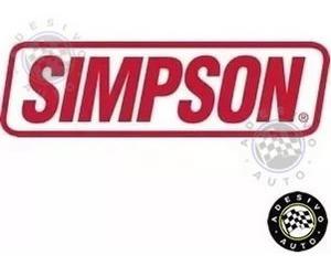 2 Adesivos Simpson Frete Grátis