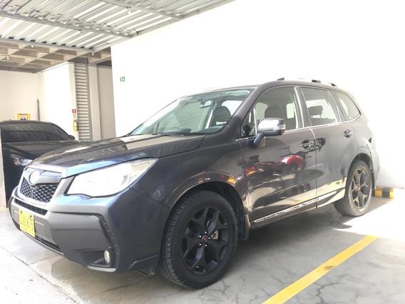 Subaru Forester Xt Turbo 2015