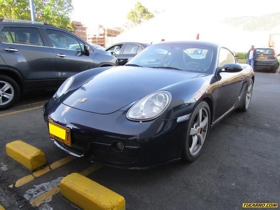 Porsche Cayman Caiman