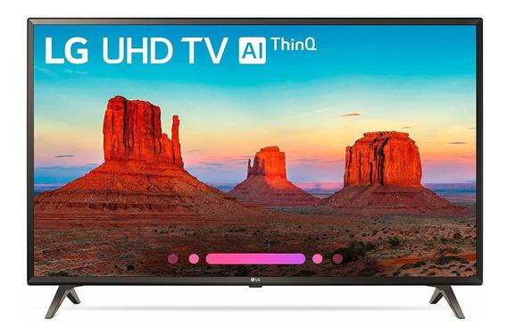 Tv Lg 43 Pulgadas 4k Uhd Smart Tv Año 2019 Totalmente Nuevo