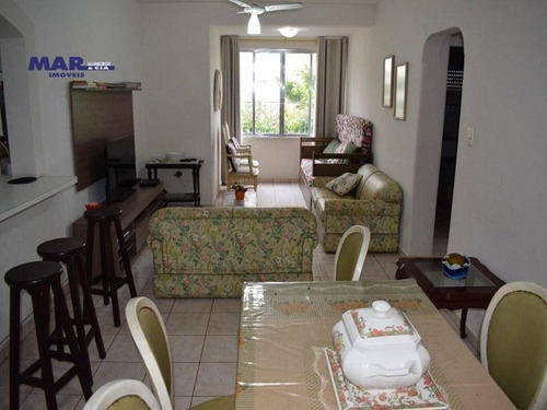Imagem 1 de 9 de Apartamento Residencial Para Venda E Locação, Centro, Guarujá - . - Ap11138