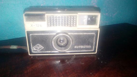 Camara Agfa Mod.x-126 De Coleccion