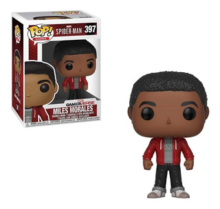 Funko Pop - Marvel Spiderman - Miles Morales #397 - Nuevo