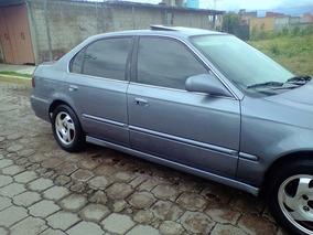 Honda Civic Ex-r Sedan At
