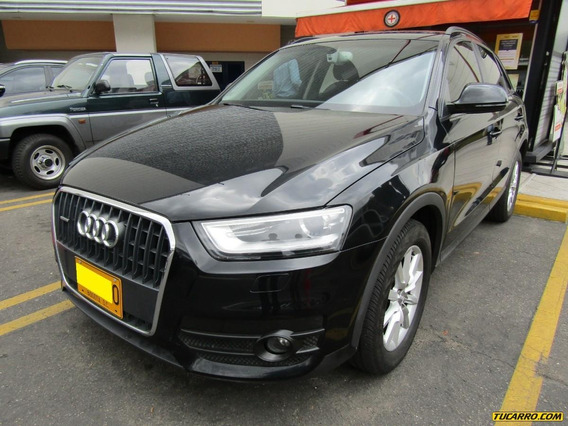 Audi Q3 Ambition 2.0t At Turbo