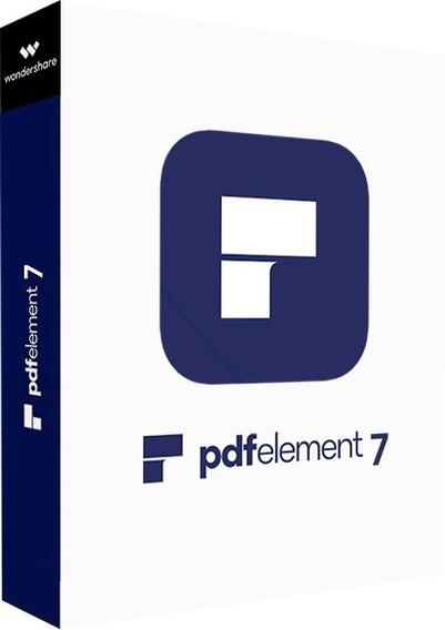 Pdfelement Pro 7.0.3.4309 - 2019 - Envio Já