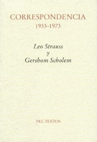Correspondencia 1933-1973 - Strauss, Leo