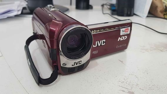 Câmera Jvc Everio 60gb Hdd