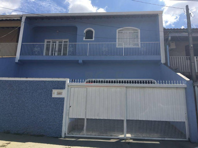 Casa Com 3 Dormitórios À Venda, Por R$ 480.000 - Jardim Carlos Lourenço - Campinas/sp - Ca0033