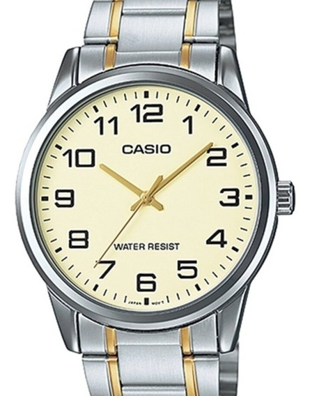 Relógio Casio Masculino Collection Mtp-v001sg-9budf