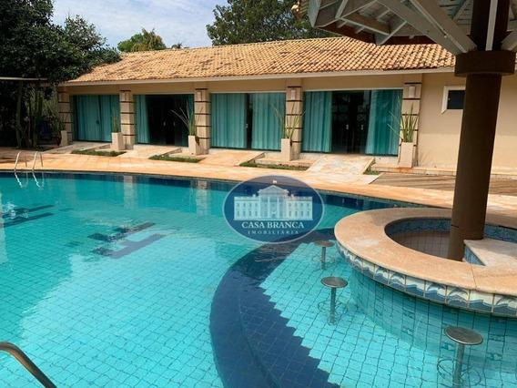 Chácara Com 3 Dormitórios À Venda, 5000 M² Por R$ 1.200.000 - Residencial Vista Verde - Araçatuba/sp - Ch0059