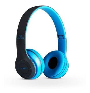 Auricular Vincha Bluetooth Micro Sd Radio Fm Inalambrico P47