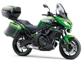 Kawasaki Versys 650 Tourer - 0km - Triumph - Tiger 800