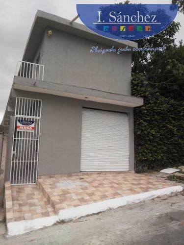 Casa Para Locação Em Itaquaquecetuba, Parque Macedo, 1 Dormitório, 1 Banheiro - 191204g_1-1302235