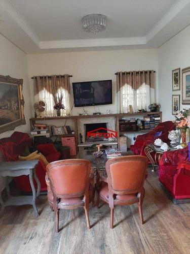 Imagem 1 de 20 de Sobrado Com 4 Dormitórios Para Alugar, 525 M² Por R$ 5.000,00/mês - Engenheiro Goulart - São Paulo/sp - So2846