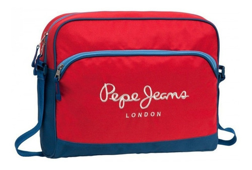 Pepe Jeans Morral Bicolor Boy - Mosca