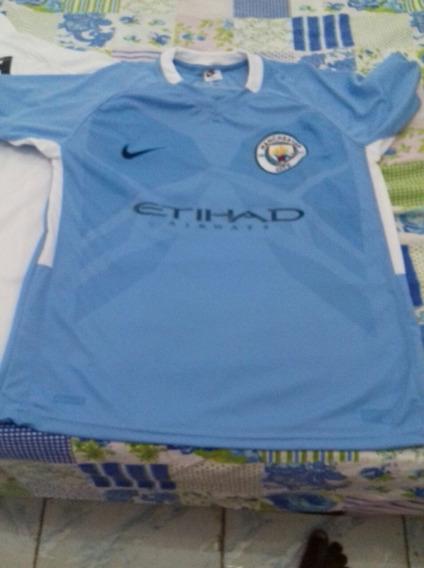 Camisas Do Esporte Clube Vitória E Do Manchester City