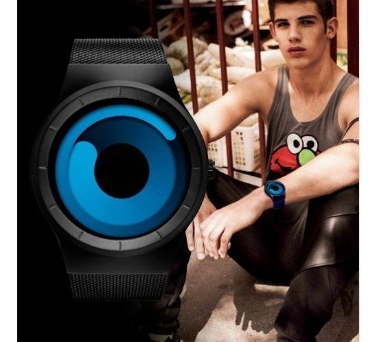Relógio Luxo Quartzo Esporte Gamer - Original Sinobi