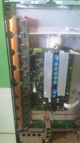 Kit Placa Buffer + Y Sus +z Sus Tv Panasonic Th 42pv70lb