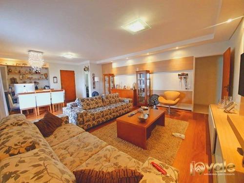 Imagem 1 de 30 de Apartamento Com 4 Dormitórios À Venda -vila Ema - São José Dos Campos/sp - Ap2700