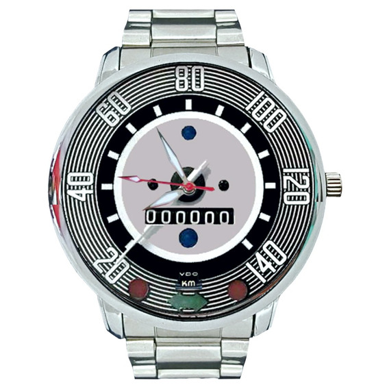 Relógio Painel Fusca 140kmh 5521g Impacto Relógios + Vendido