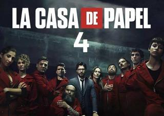 La Casa De Papel - Temporada 4 [2020 Completa] Full Hd!!!