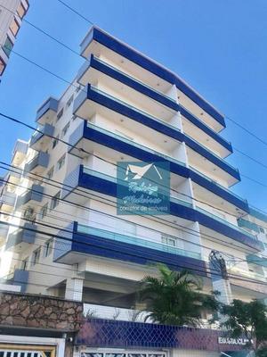 Excelente Apartamento 1 Dormitório Em Praia Grande - Ap0314