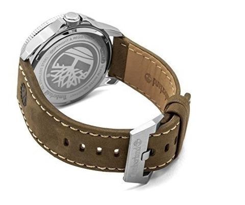 Imagen 1 de 4 de Relojes De Pulsera Para Hombre Relojes 14247js/07 Timberland