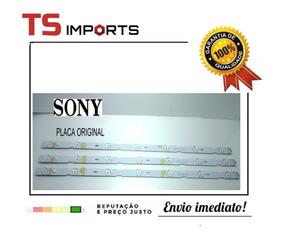 Kit C3 Barras De Led Tv Sony Kdl-32r434