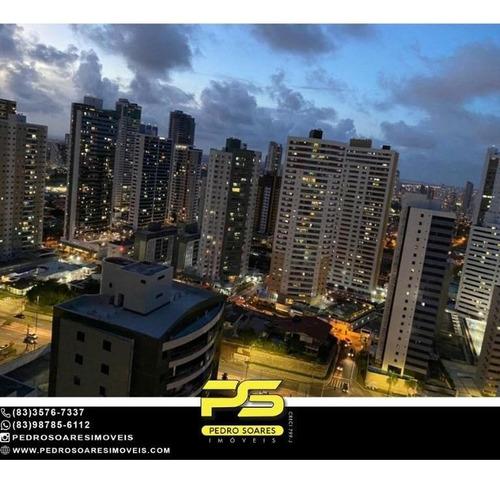 Imagem 1 de 8 de Sala À Venda, 50 M² Por R$ 400.000 - Miramar - João Pessoa/pb - Sa0300