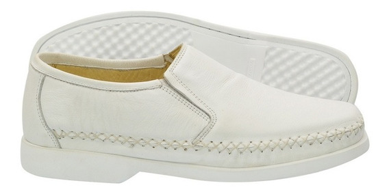 Sapato Masculino Social Casual Antistress Couro Galway 753