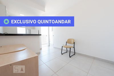Studio No 13º Andar Mobiliado Com 1 Dormitório E 1 Garagem - Id: 892930500 - 230500
