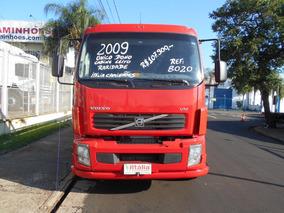 Volvo Vm 260 2009 Cabine Leito 6x2 Itália Caminhões