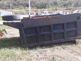 Tolva De Camion Y Gato Hidraulico