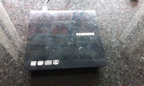 Gravador De Dvd Externo Samsung