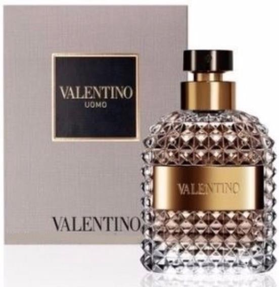 Valentino Uomo Edt 50ml - Original E Lacrado
