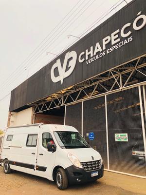 Montagem Motor Home Cve Chapeco