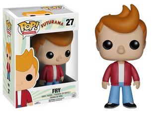 Funko Pop! Futurama Fry #27 Nuevo Original En Stock